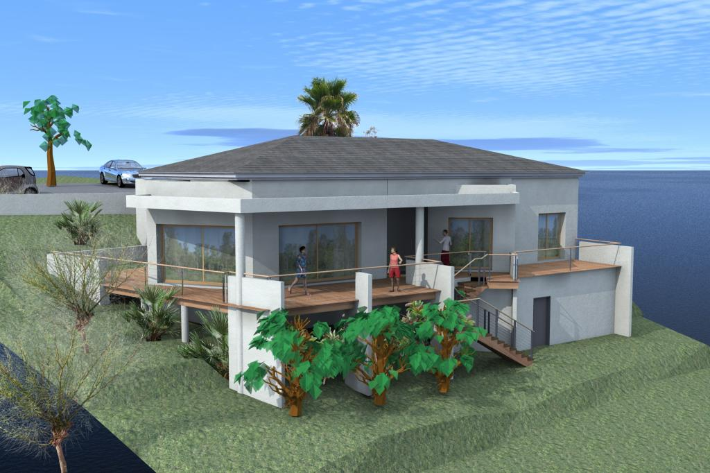 Maison corse du sud villa corse du sud vente maison 4 for Camping sud de la corse avec piscine