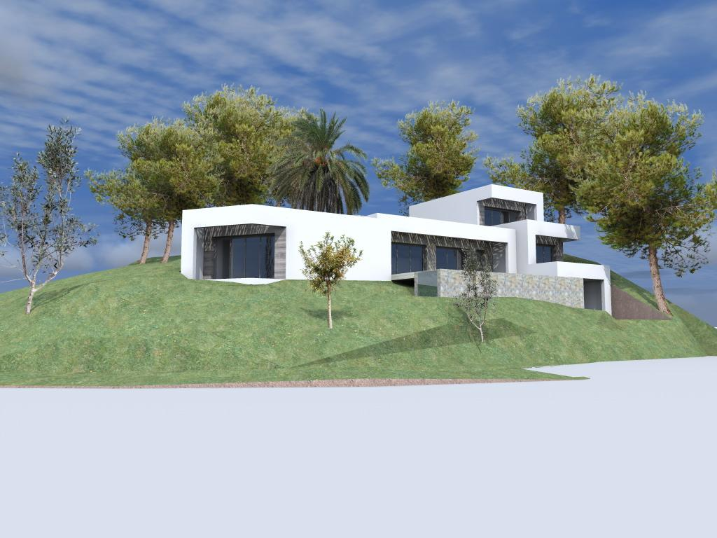 Construction villa 200 m2 en corse for Construction villa prix