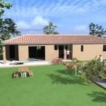 Construction d\'une villa de 95 m²